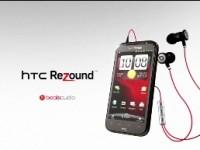 Промо видео HTC Rezound