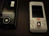 Видео обзор Sony Ericsson W580i