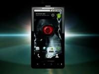 Промо видео Motorola DROID X ME811