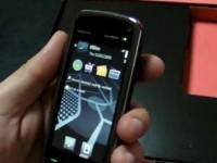 Видео обзор Nokia 5800 Navigation Edition
