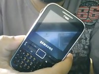 Видео обзор Samsung Ch@t 322