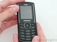 Видео обзор Samsung E2232