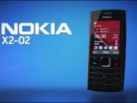 Рекламный ролик Nokia X2-02