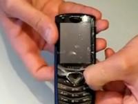 Видео обзор Samsung S5350 Shark