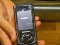 Видео обзор Samsung S5530