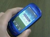 Видео обзор Samsung S7550 Blue Earth