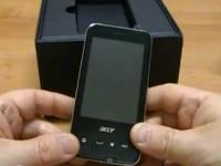 Видео-обзор Acer neoTouch P400