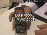 Мини обзор LG KF600