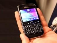 Первый взгляд на BlackBerry Bold 9790