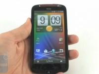 Видео обзор HTC Sensation XE