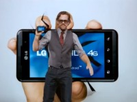 Рекламный ролик LG Thrill 4G
