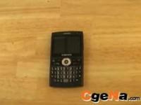 Видео обзор Samsung SGH i600 от Philippines
