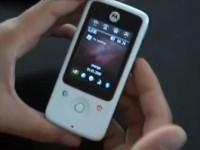 Видео обзор Motorola A810
