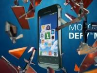 Промо видео Motorola DEFY MINI