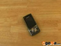 Видео обзор Samsung G600 от Philippines
