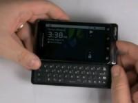 Видео обзор Motorola DROID 2