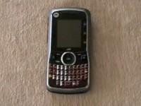 Видео-обзор Motorola i465 Clutch