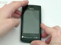 Видео обзор Nokia 500