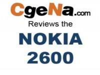 Видео обзор Nokia 2600 Classic от Philippines
