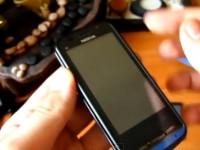 Видео обзор Nokia C6