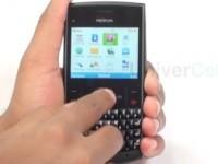 Видео обзор Nokia X2-01