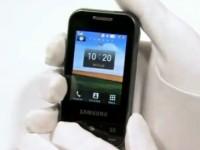 Видео обзор Samsung Ch@t 350