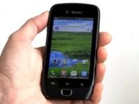 Видео обзор Samsung Exhibit 4G