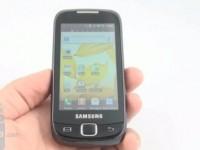 Видео обзор Samsung i5510 Galaxy 551