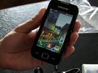 Видео обзор Samsung S5330 Wave 2 Pro
