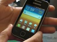 Видео обзор Samsung S5360 Galaxy Y