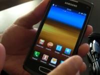 Видео обзор Samsung S8600 Wave 3