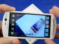 Видео обзор Sony Ericsson XPERIA neo V