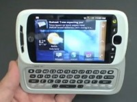 Видео обзор T-Mobile myTouch 3G Slide