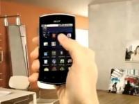 Рекламный ролик Acer Liquid mini E310