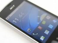 Видео обзор Acer Liquid mini E310