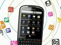 Демо видео Alcatel One Touch 910