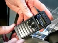 Мини обзор Samsung F300