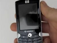 Видео обзор HP iPAQ Voice Messenger