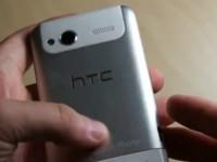 Видео обзор HTC Radar