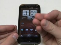 Видео обзор HTC Rezound