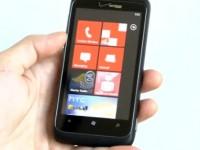 Видео обзор HTC Trophy