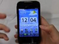 Видео обзор Huawei Ascend II