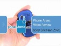 Видео-обзор Sony Ericsson Z320i