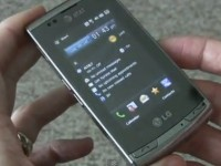 Видео обзор LG CT810 Incite