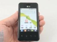Видео обзор LG E720 Optimus Chic