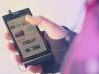 Демо ролик Sony Xperia NXT