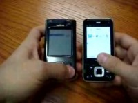 Видео обзор Nokia N81 vs Nokia N80 от Cellularemagazine.it