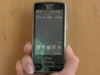 Видео обзор LG GW820 eXpo