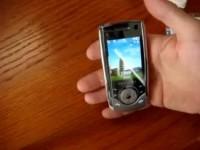 Видео обзор Samsung SGH-U700 от Cellularemagazine.it