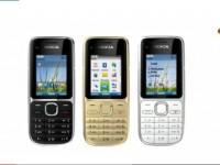 Nokia C2-01- технический обзор